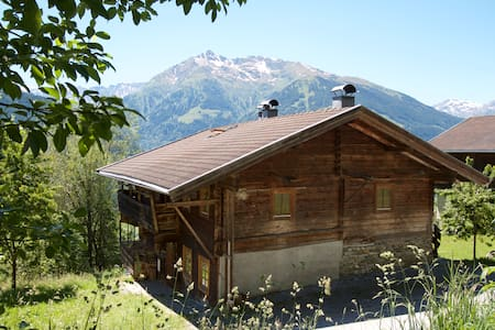 Kitzbüheler Alps: Sunny chalet with mountain view