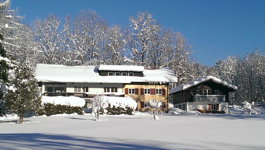 2 Zimmer Ferienwohnung Oberstaufen  (Wengen)