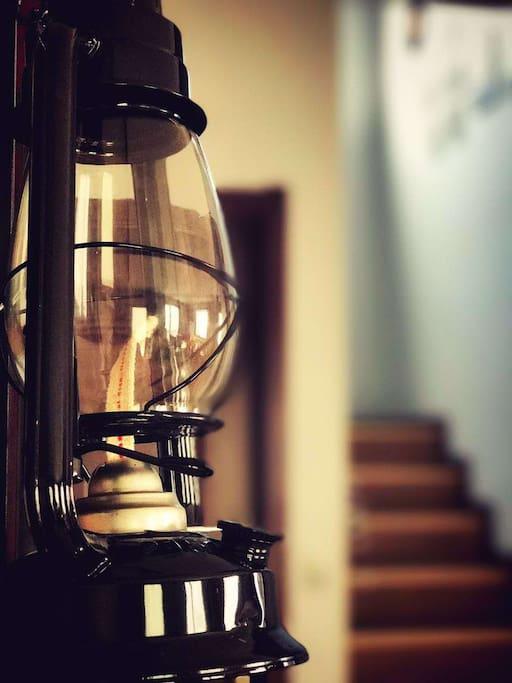 客厅:点亮一盏马灯,照亮生活的美好