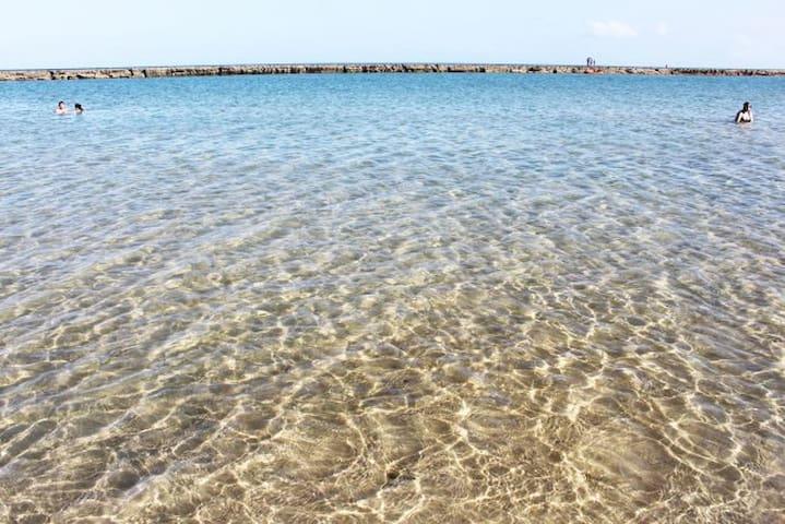 Praia de Muro Alto, 5 minutos de caminhada!