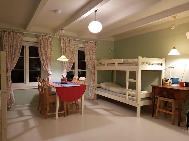 Apartment in old farmhouse in Norheimsund