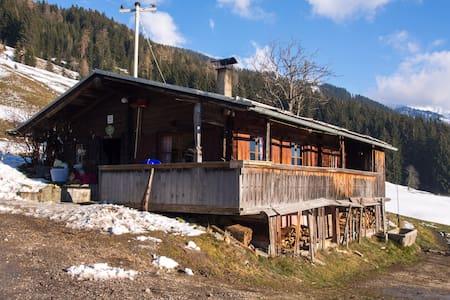 Ruhige Berghütte in Alleinlage - Hart im Zillertal