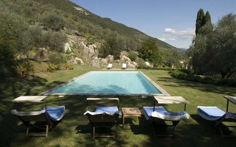Villa De Ranieri - Lucca - Villa