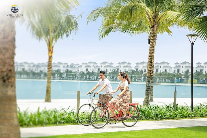 Ocean view STUDIO @Vinhomes Ocean Park/ Bike offer