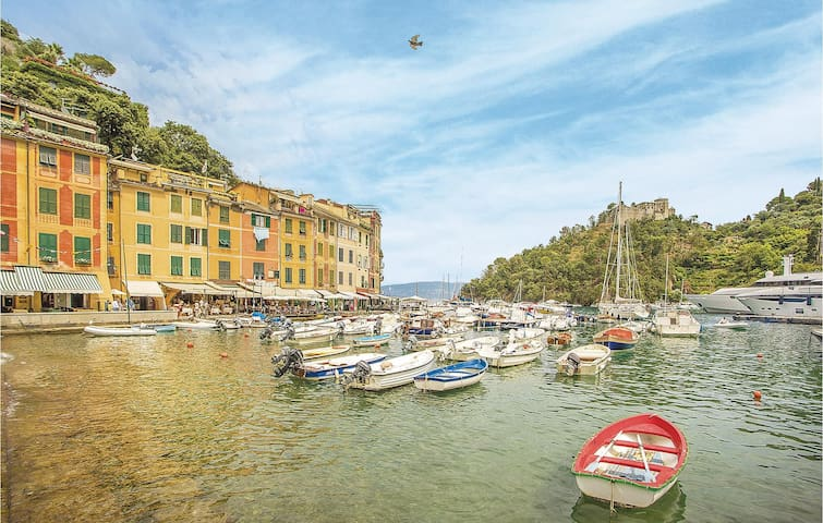 Holiday apartment with 1 bedroom on 65m² in Rapallo GE