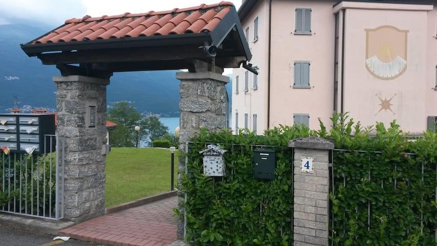 Casa La Meridiana Bellano Lago di Como