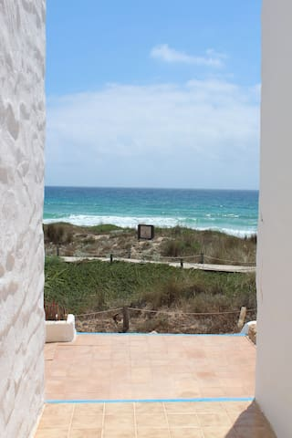 playa Mijorn alquiler semanal de sabado a sabado - Formentera - Leilighet