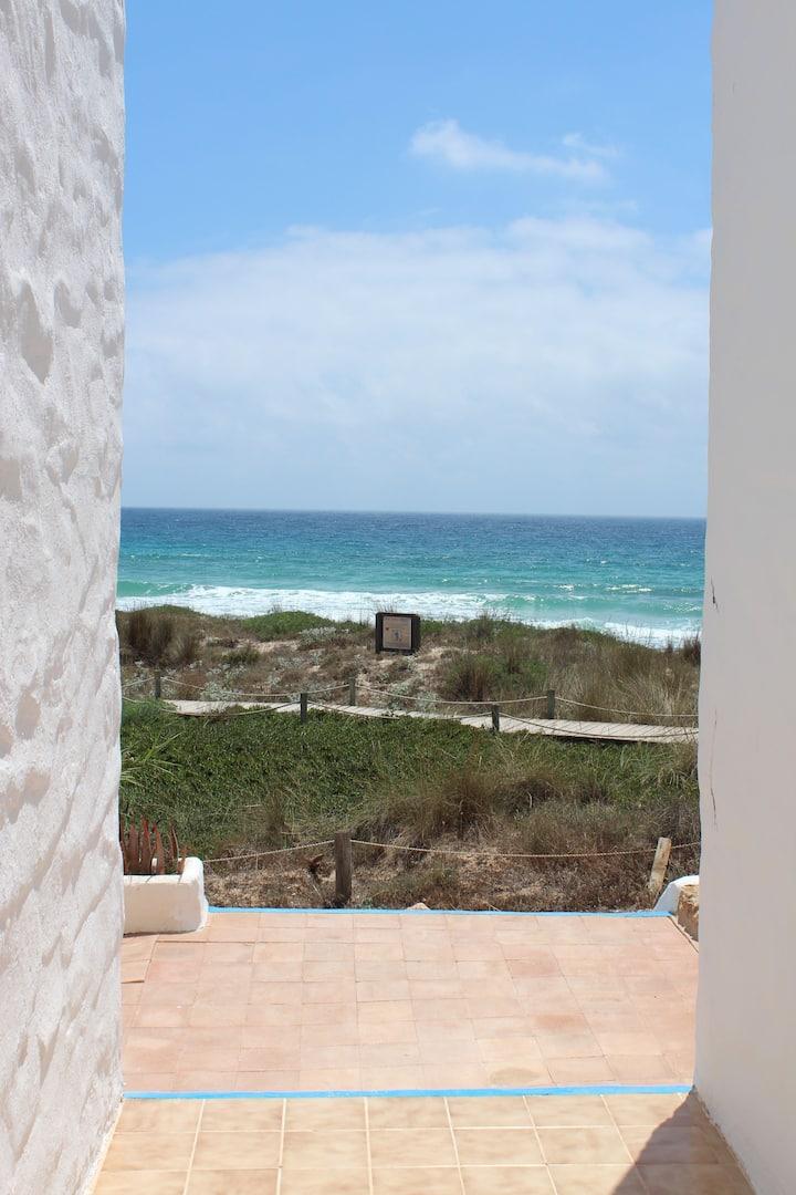 playa Mijorn bilocal alquiler  estancia semanal