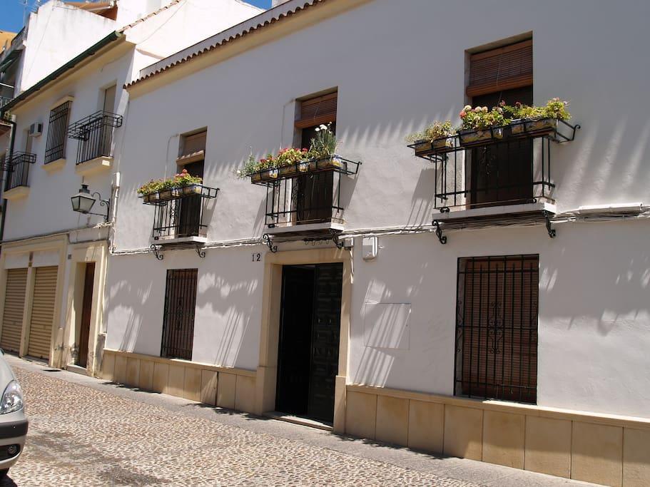 Casa t pica andaluza casco antiguo casas en alquiler en - Inmobiliarias en cordoba espana ...
