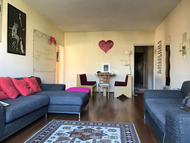 Sunny Room Available for Long Term Rent in Etiler