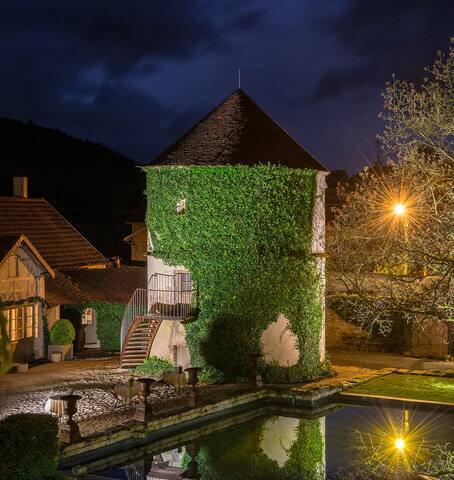Chateau de Courban & Spa Nuxe - Courban - Schloss