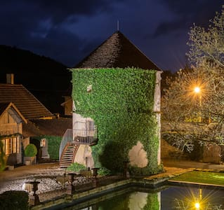 Chateau de Courban & Spa Nuxe - Courban - Kasteel