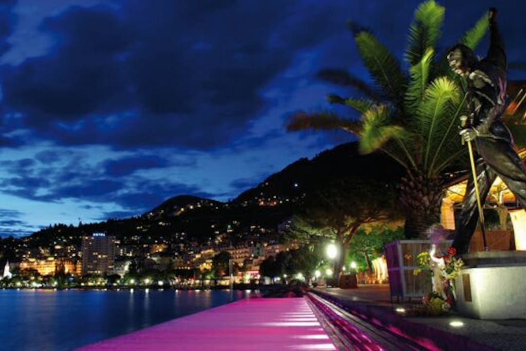Appartement A Louer A Montreux