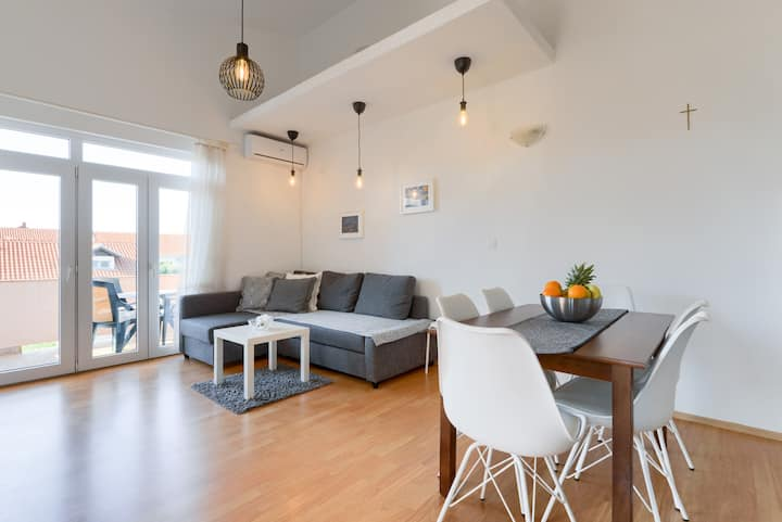 Sabunike, Apartment Arioso  - apartman (4+2)