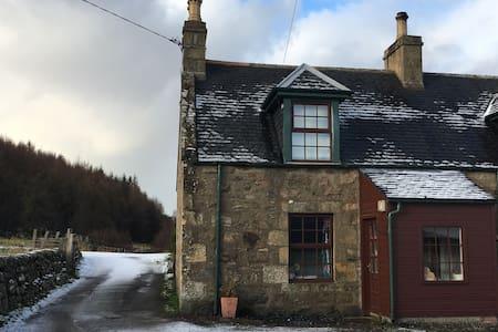 Traditional Scottish Cottage, Midfearn, Ardgay - Highland