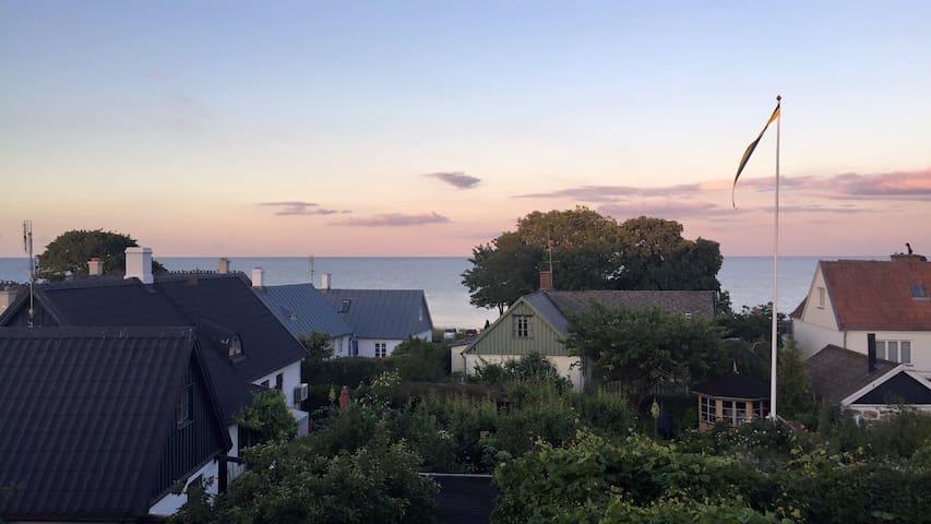 1:klassigt boende vid havet - Brantevik