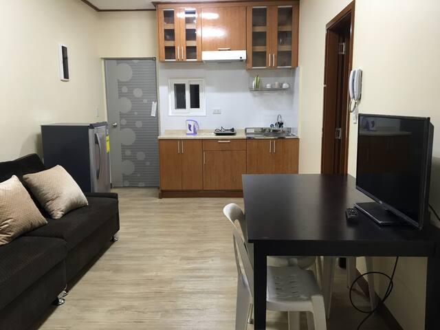 The zonvill condo 1 bedroom unit - Baguio - Apartment