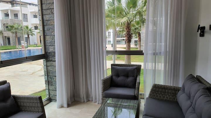 Confort, charme et luxe à l'hivernage Agadir