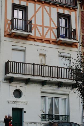 Appartement  de charme 2 chambres avec vue mer