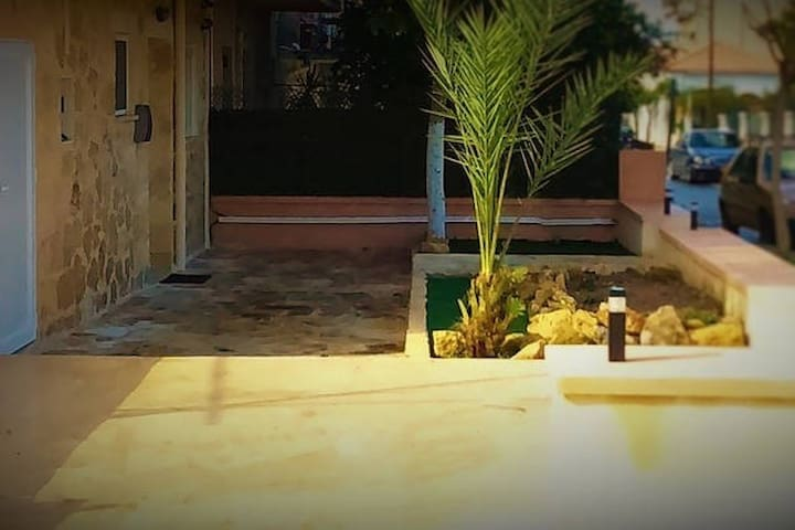 luxury apartment in chania