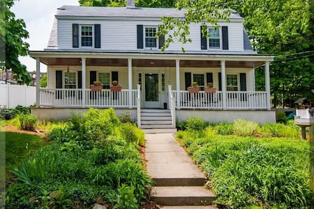 Historic Newly Renovated Andover Private Home