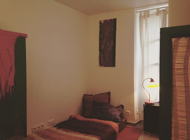 Cosy small apartment, Batignolles, Paris.