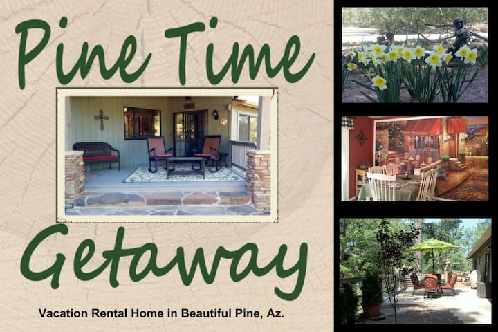 Pine Time Getaway single story home - Pine - House