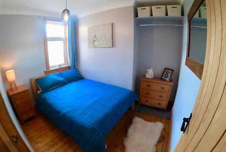 Cosy cottage near West Highland Way- Bedroom 1