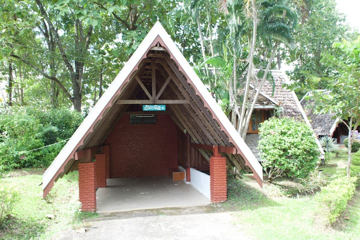 Private Bungalow on Wattana Village Resort - Mae Sot