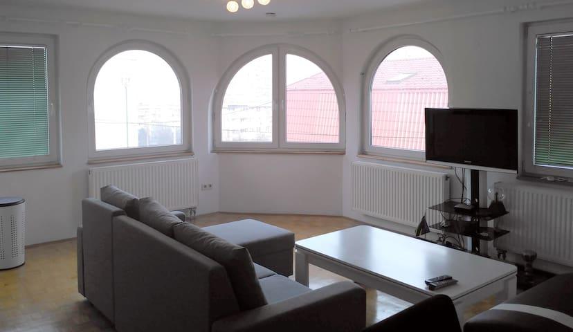 Spacious apartment in Sarajevo - Sarajevo - Apartment