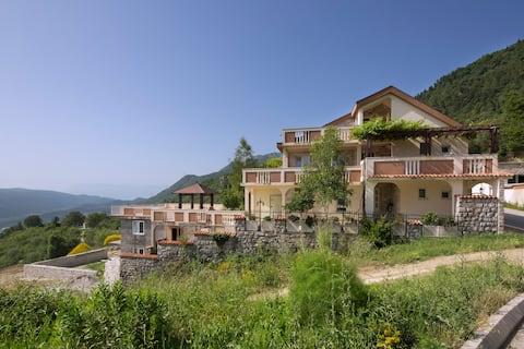 Vacation house near Budva-Flat 1