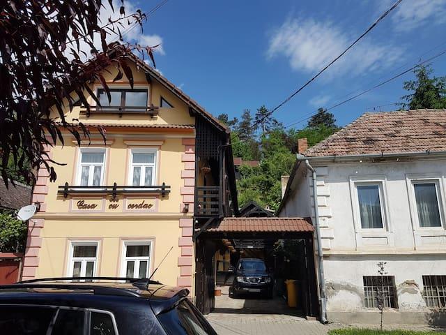 Casa cu cerdac Sighisoara