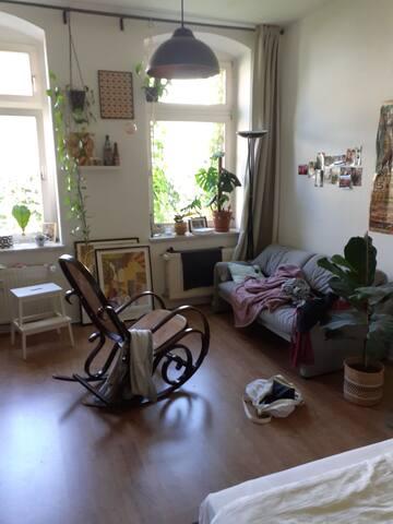Cozy room in the heart of Berlin.