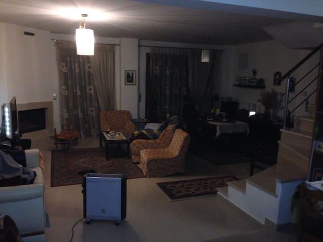 Ευρύχωρο σπίτι