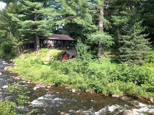 Camp Shady - in the Adirondacks