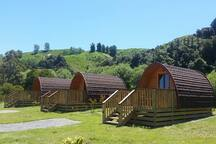 Pod cabins