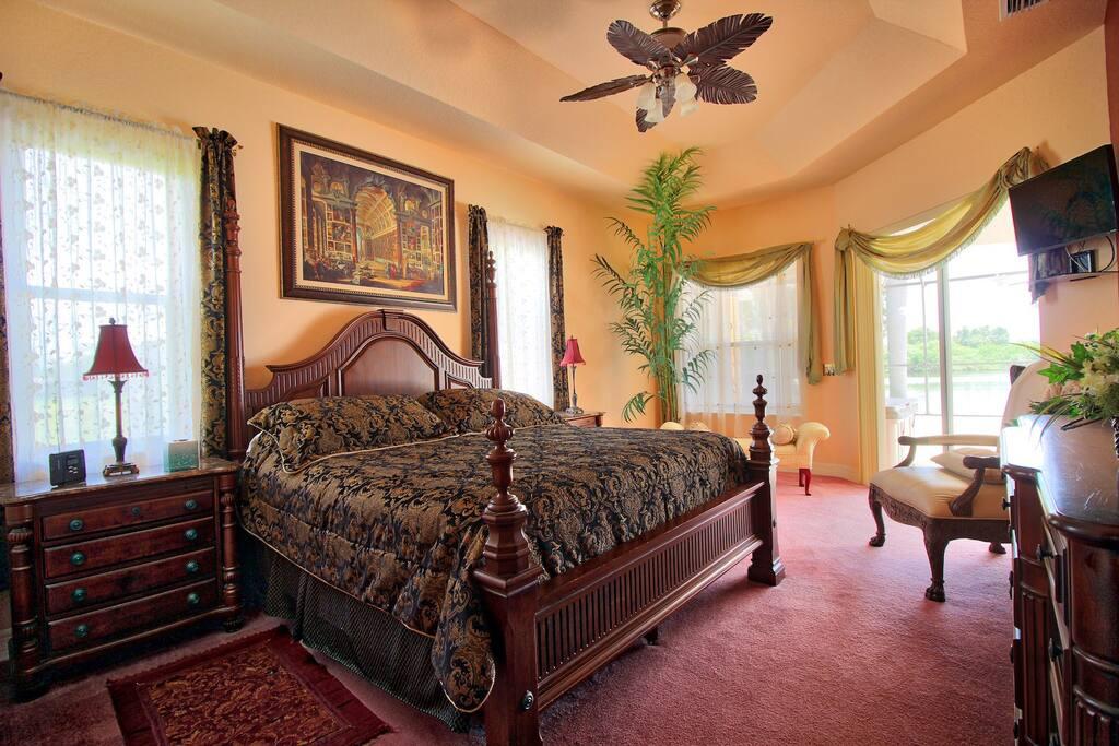 Haupt Schlafzimmer