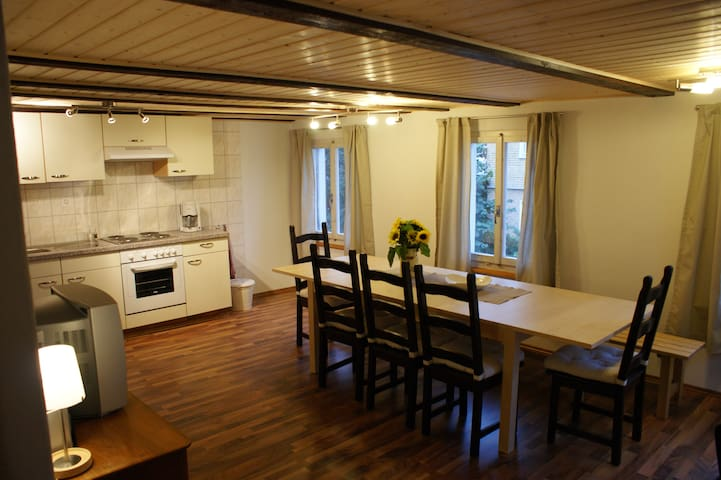 Ferienwohnung Villa Donkey 114d - Degersheim