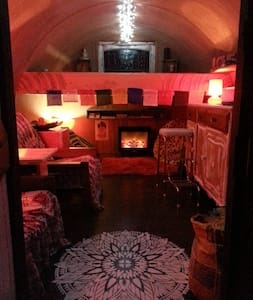 Creative, colourful & cosy cottage/gypsy getaway! - 菲利普島(Phillip Island) - 家庭式旅館