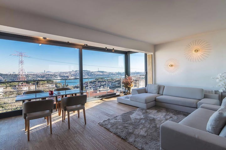 Amazing Sea View, Best Location, Luxury Interior