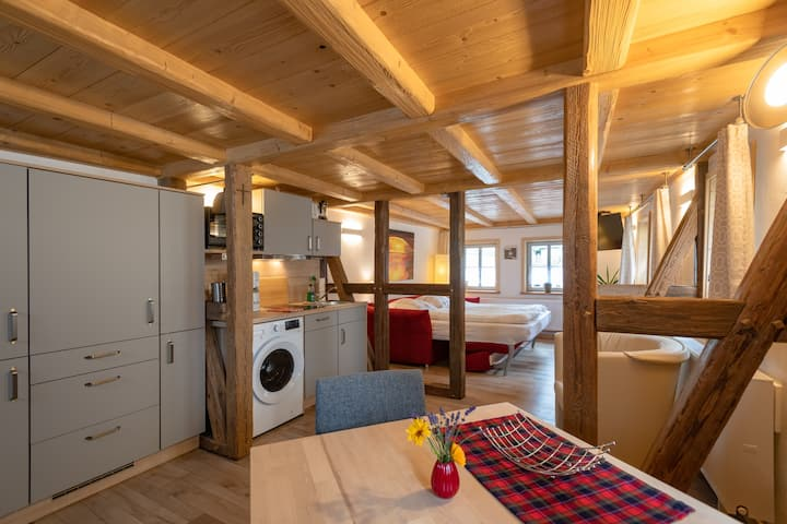 Gästehaus Am Kurpark - Wohnung 2