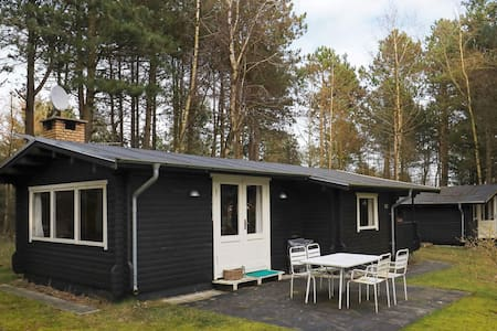 5 person holiday home in Højslev