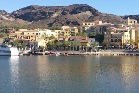 Lake Las Vegas. Great views - lake las vegas