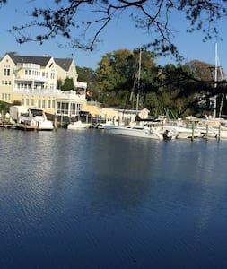 Annapolis Condo close to downtown, free parking - Annapolis - Condominium