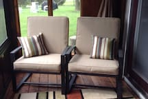 Waterview patio chairs