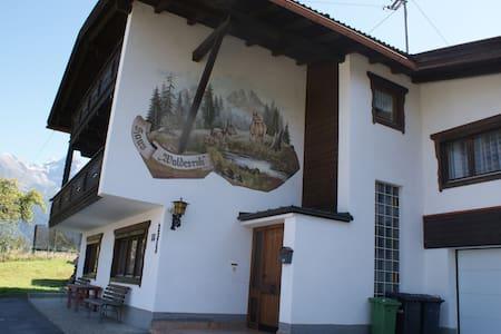 Ferienhaus Waldesruh, 6 bis 18 Pers - Sautens
