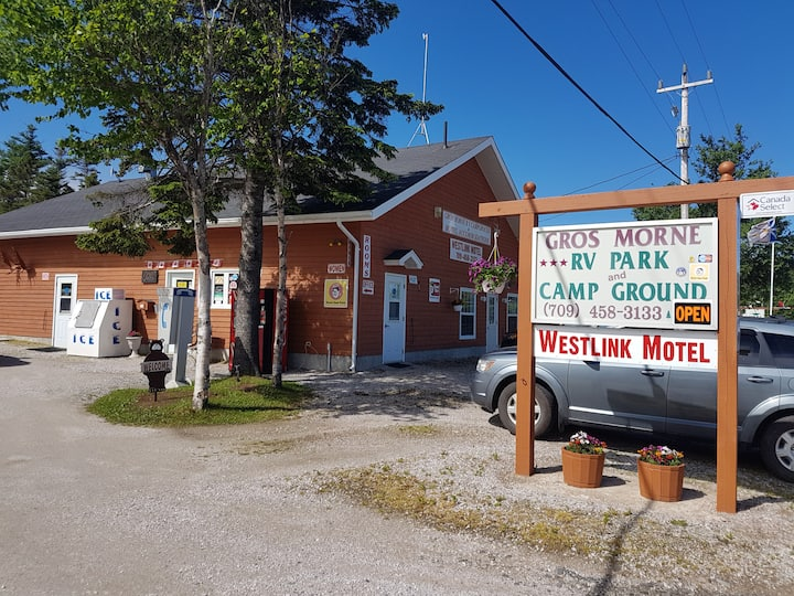 Gros Morne RV/Motel Accommodations #1