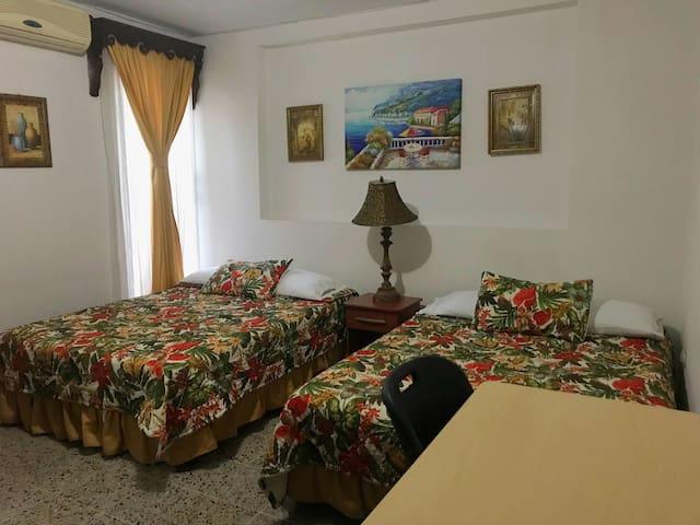Garden House Hostal (Room #2)