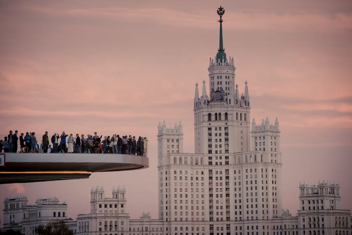 Apartment next to Kremlin