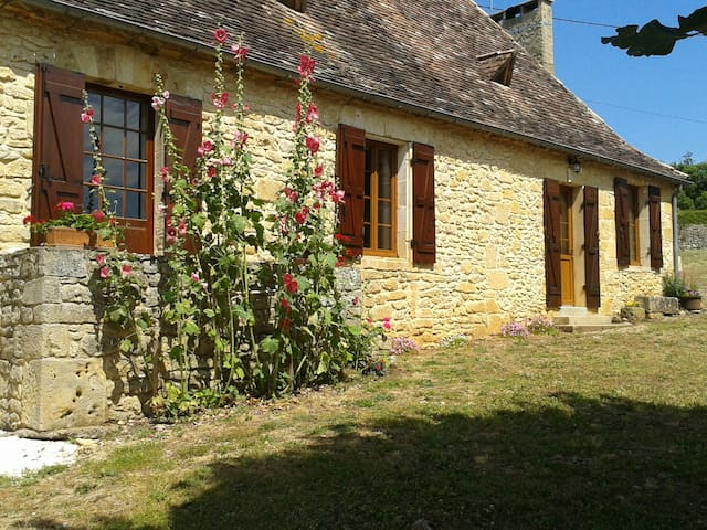 Gîte Bidot Bas en Périgord - Saint-Avit-Sénieur - Rumah